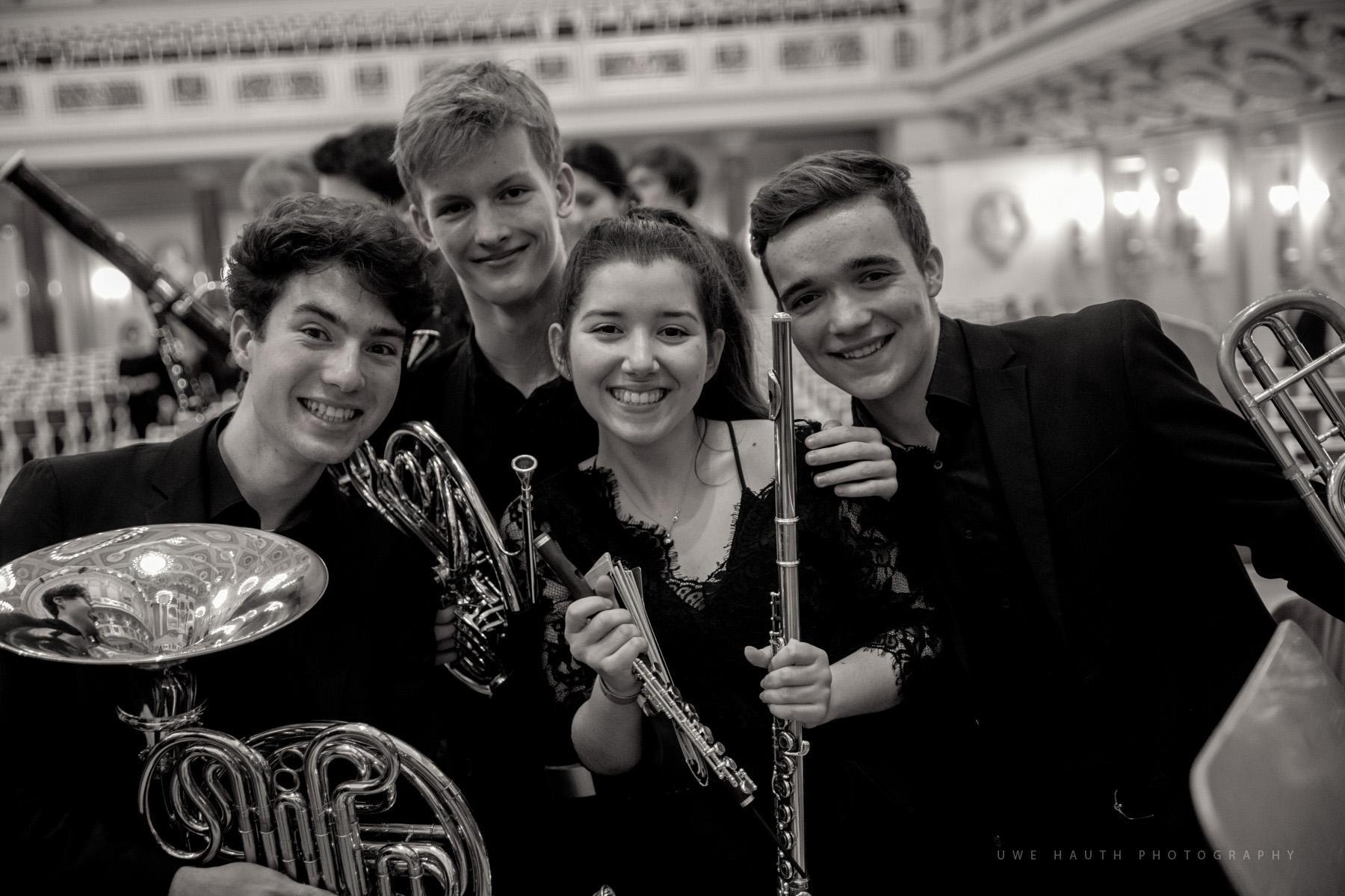 Bläser der Jungen Philharmonie