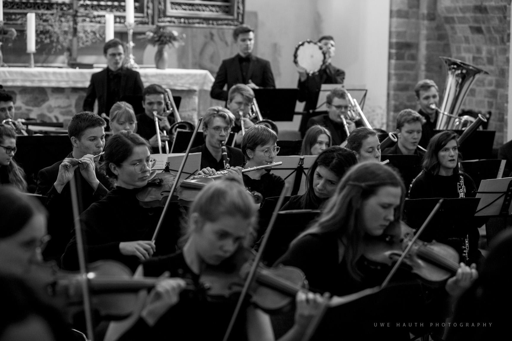 Die Junge Philharmonie in der St. Marienkirche Strausberg