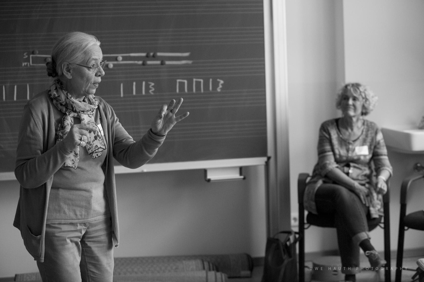 Fortbildung in Elementarer Musikpädagogik