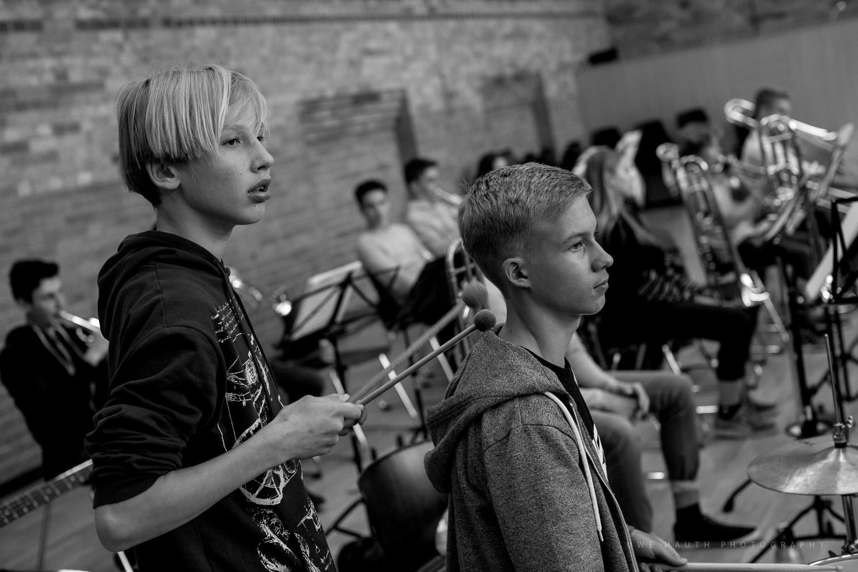Musiker des LaJJazzO Junior