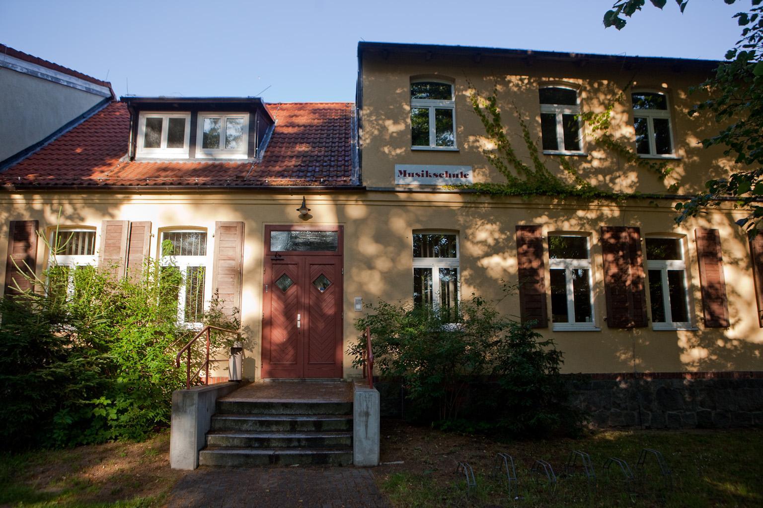 Kreismusikschule Prignitz in Perleberg