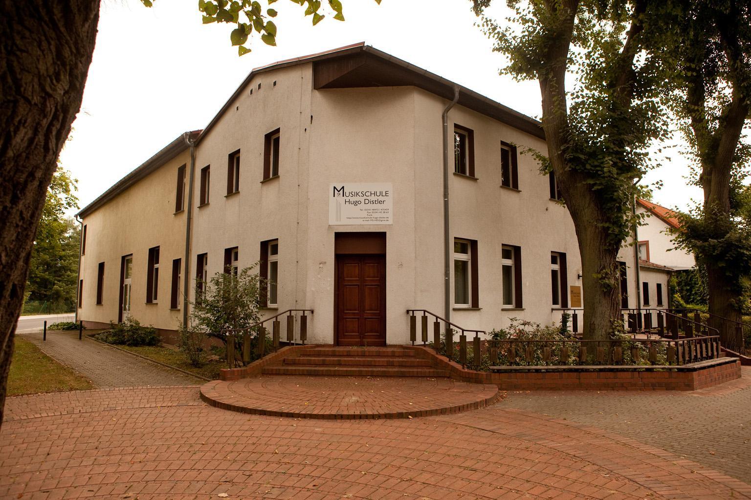 Musikschule Hugo Distler in Eggersdorf