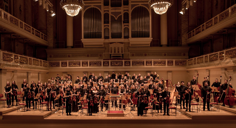 Die Junge Philharmonie Brandenburg im Konzerthaus Berlin