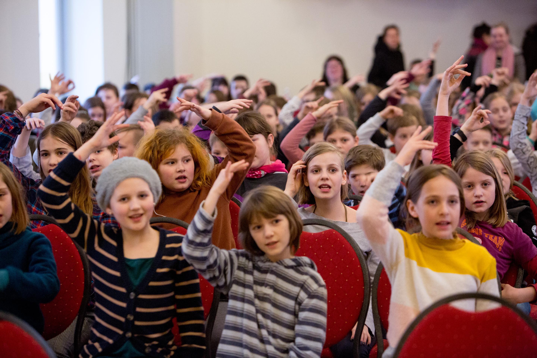 Singklasse Klasse:Musik