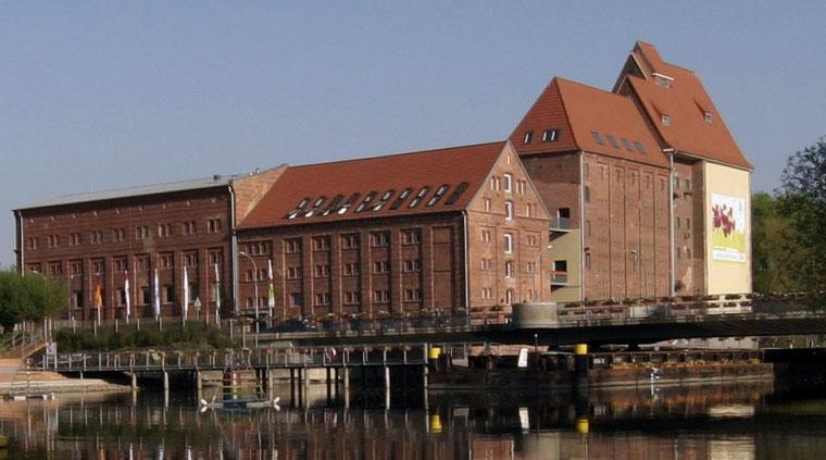 Standort der Musik- und Kunstschule Havelland in Rathenow