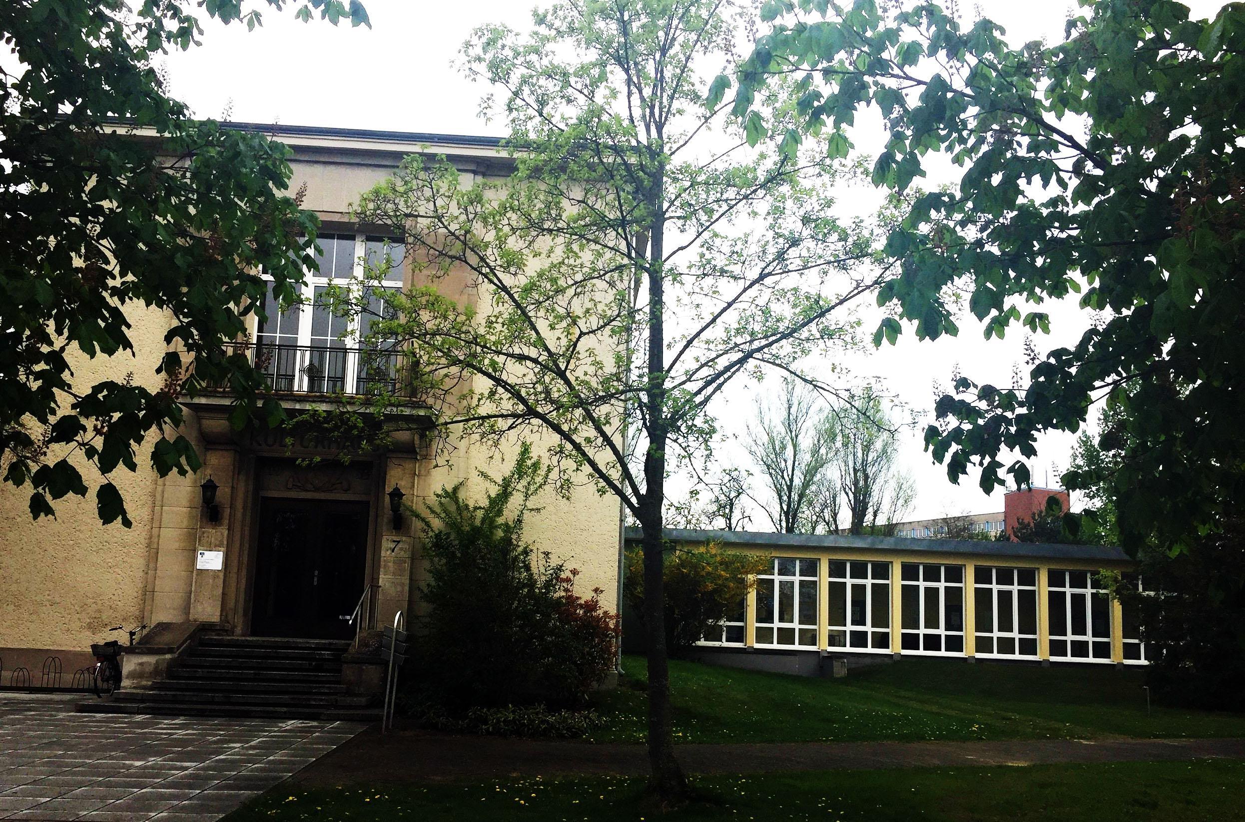 Standort der Musik- und Kunstschule Havelland in Premnitz