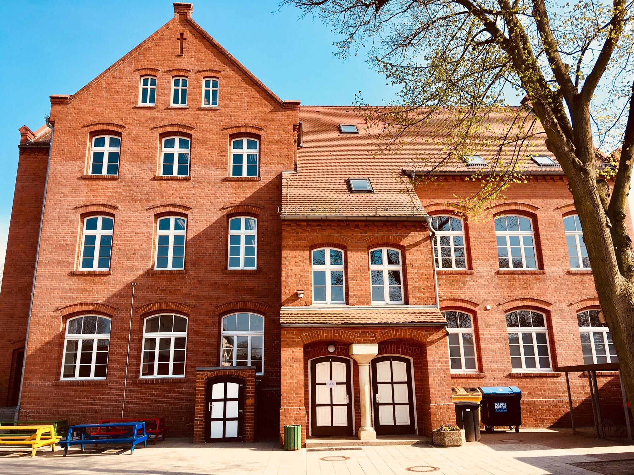 Standort der Musik- und Kunstschule Havelland in Rhinow