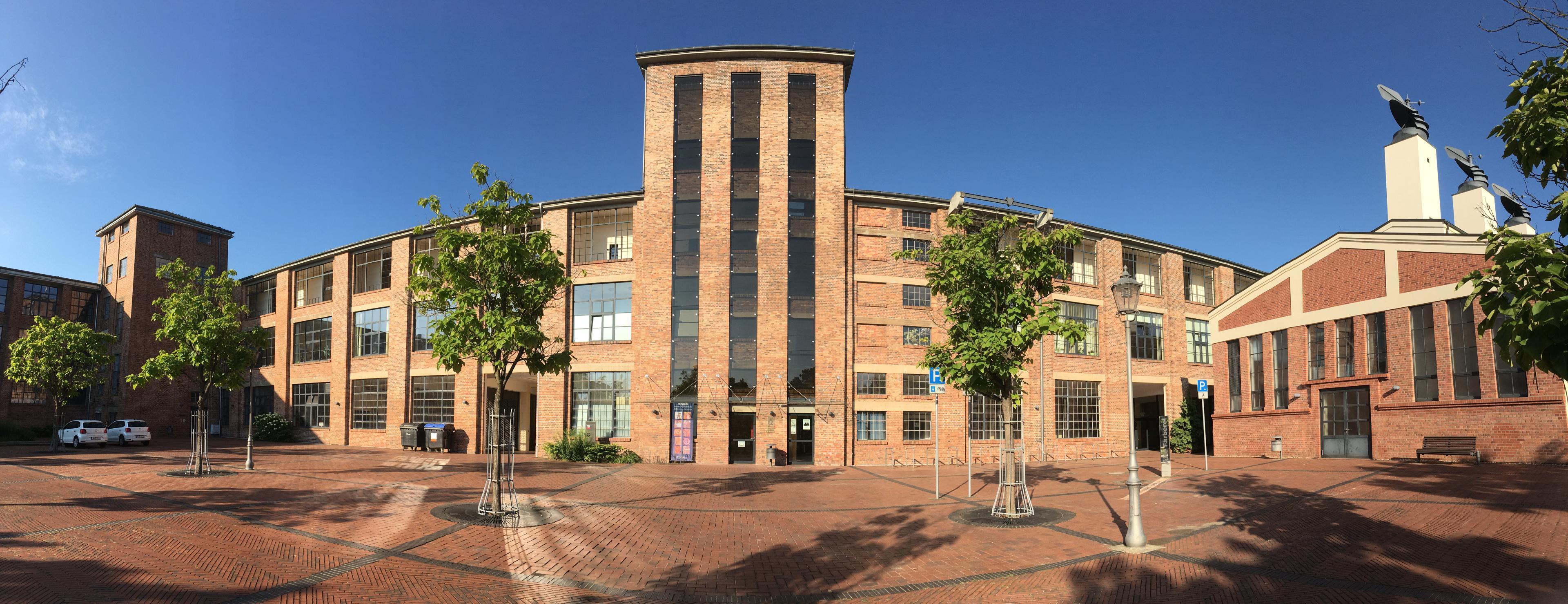 Gebäude der Musikschule Johann Crüger Guben