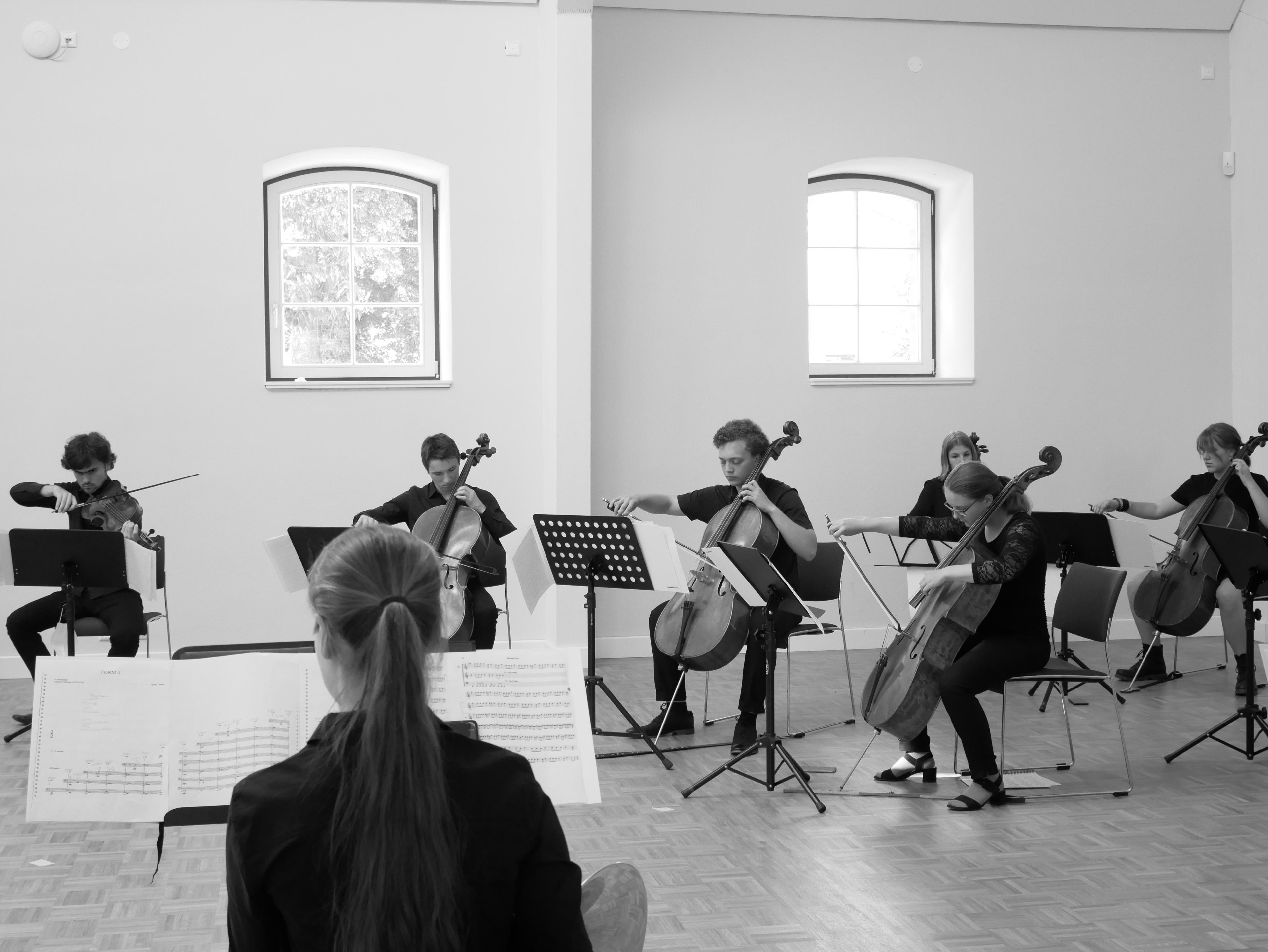 Junges Ensemble Neue Musik