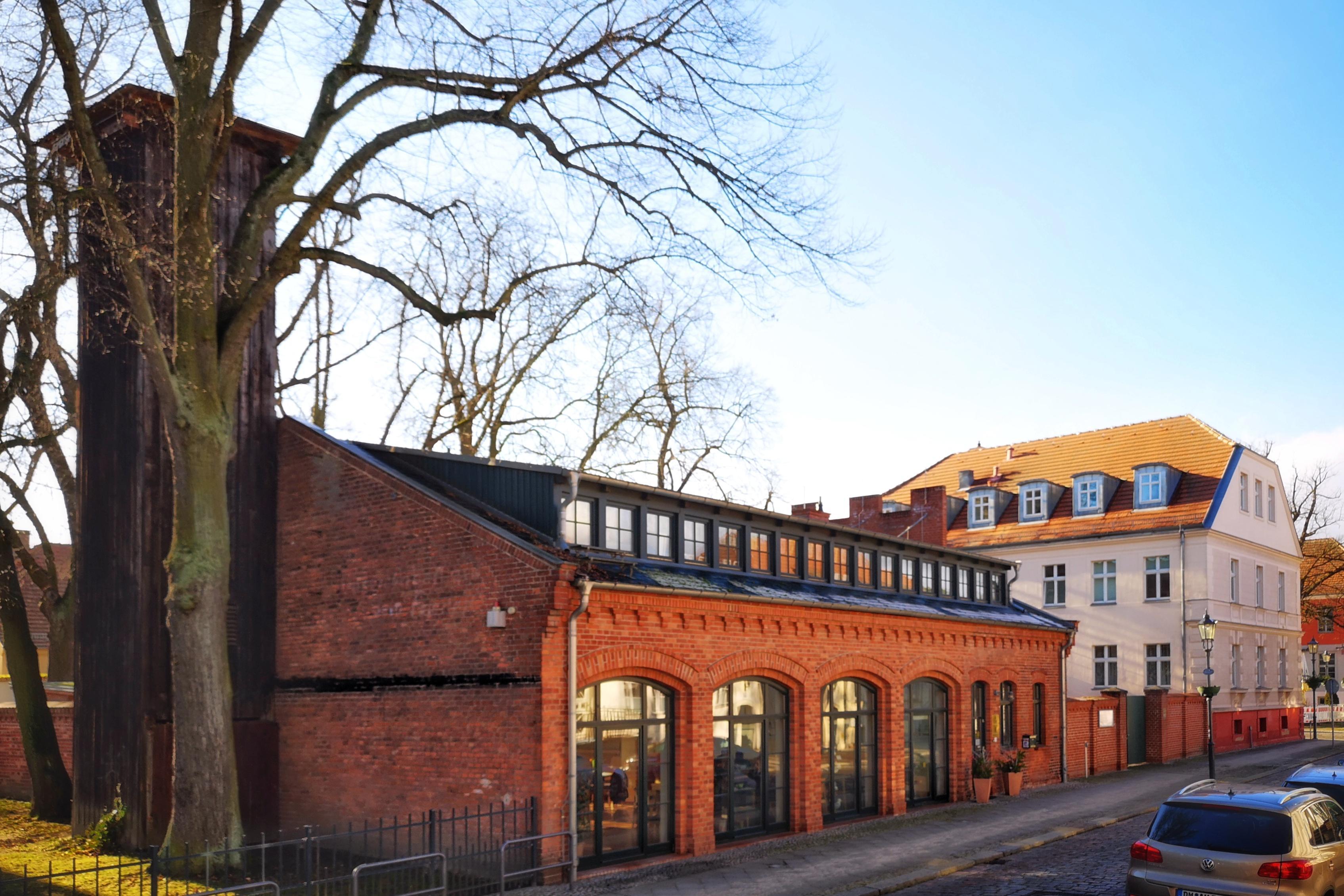 Gebäude der Jugendkunstschule Teltow
