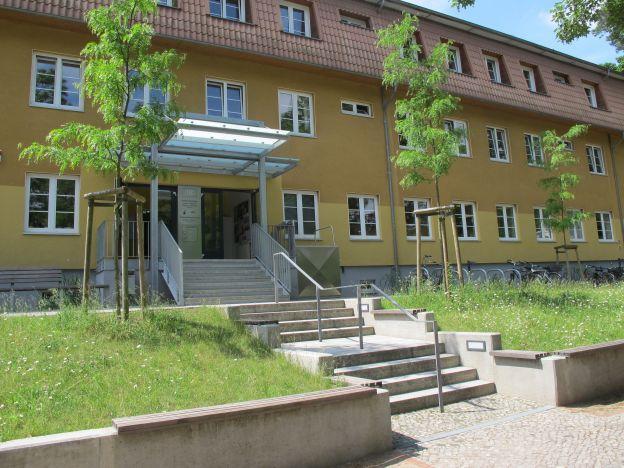 Gebäude der  KMS Potsdam-Mittelmark