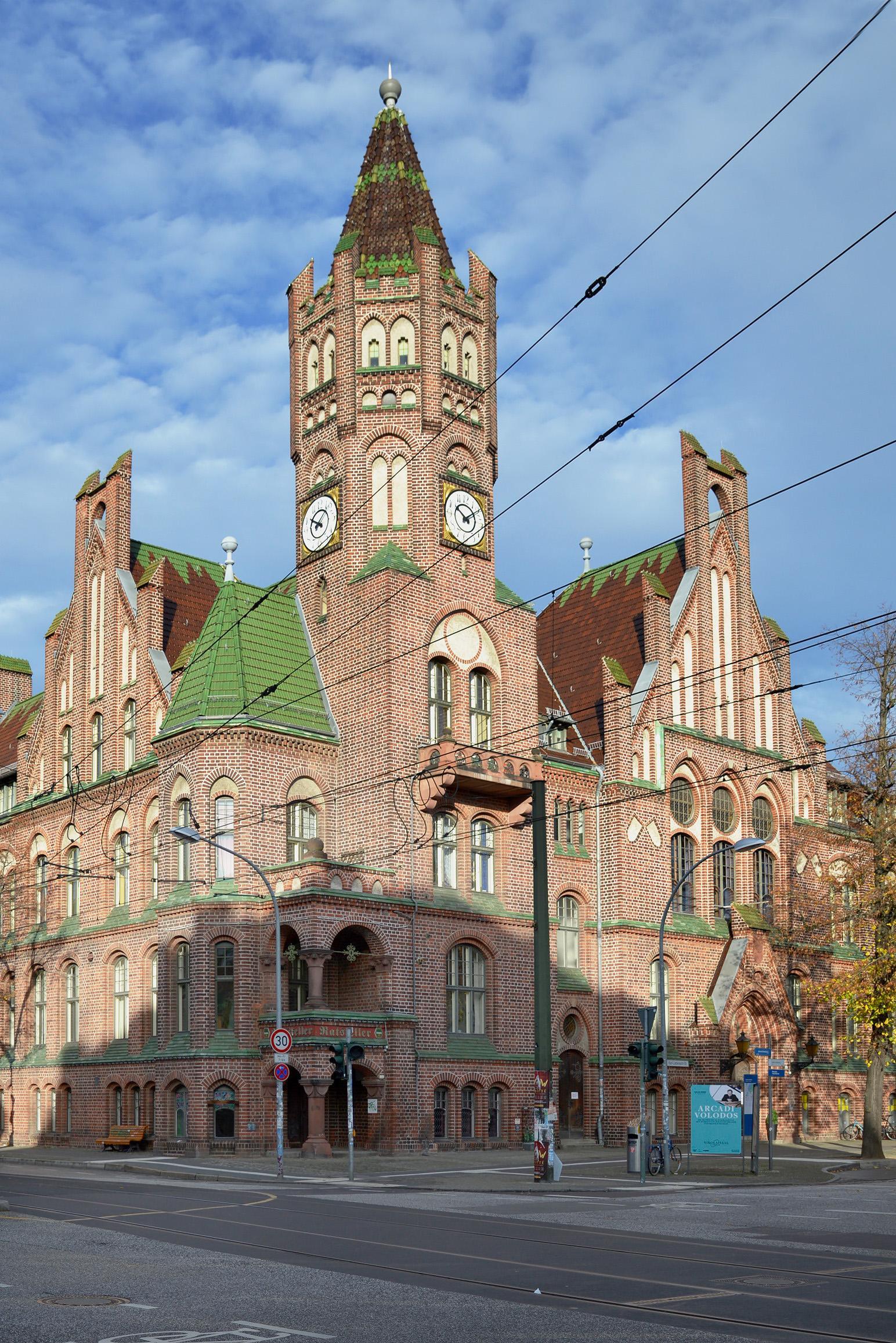 Foto Babelsberg (Kunstschule Potsdam)