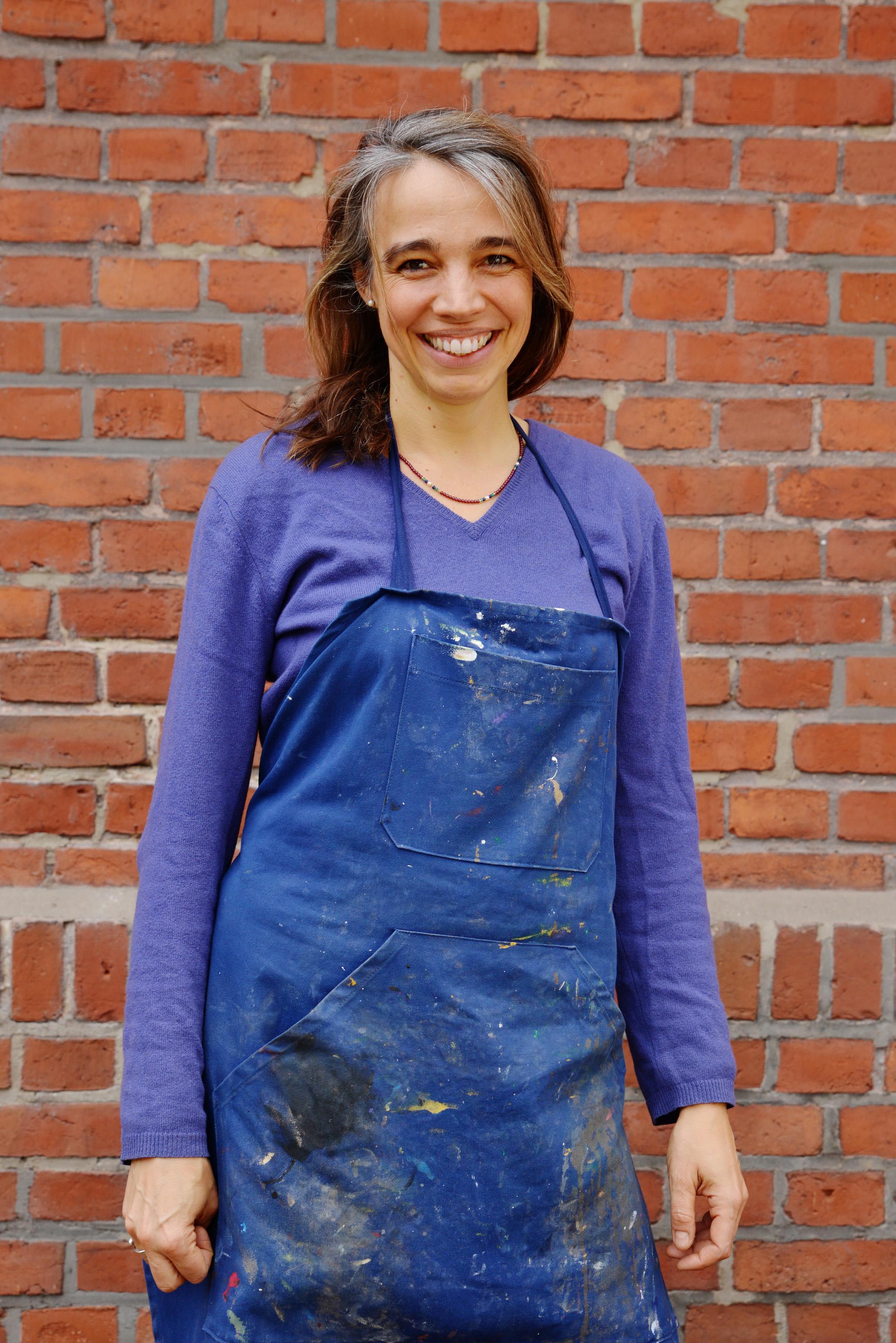 Dozentin der Kunstschule Wredow