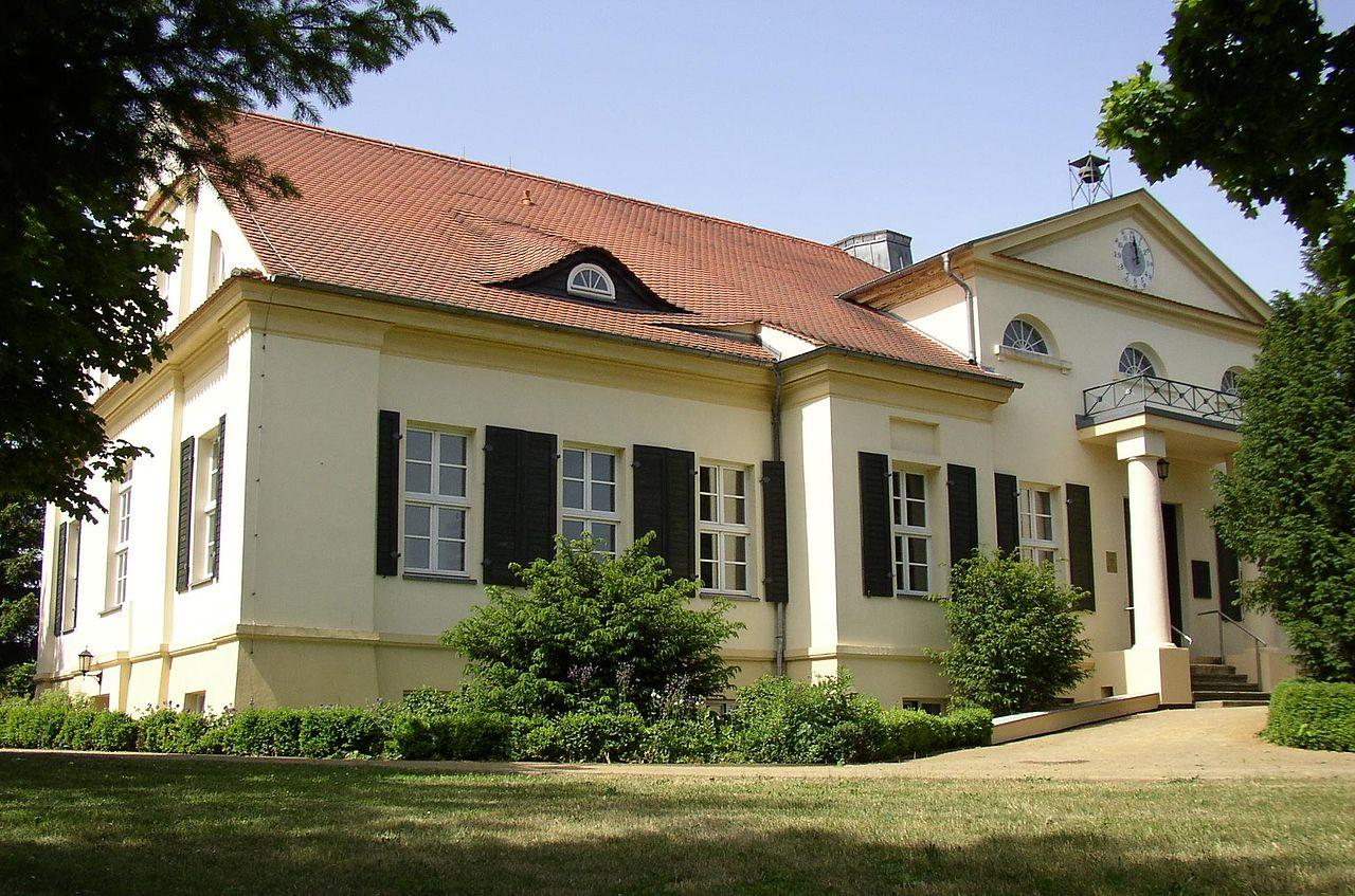 Gebäude der Kreismusikschule Dahme-Spreewald Lübben