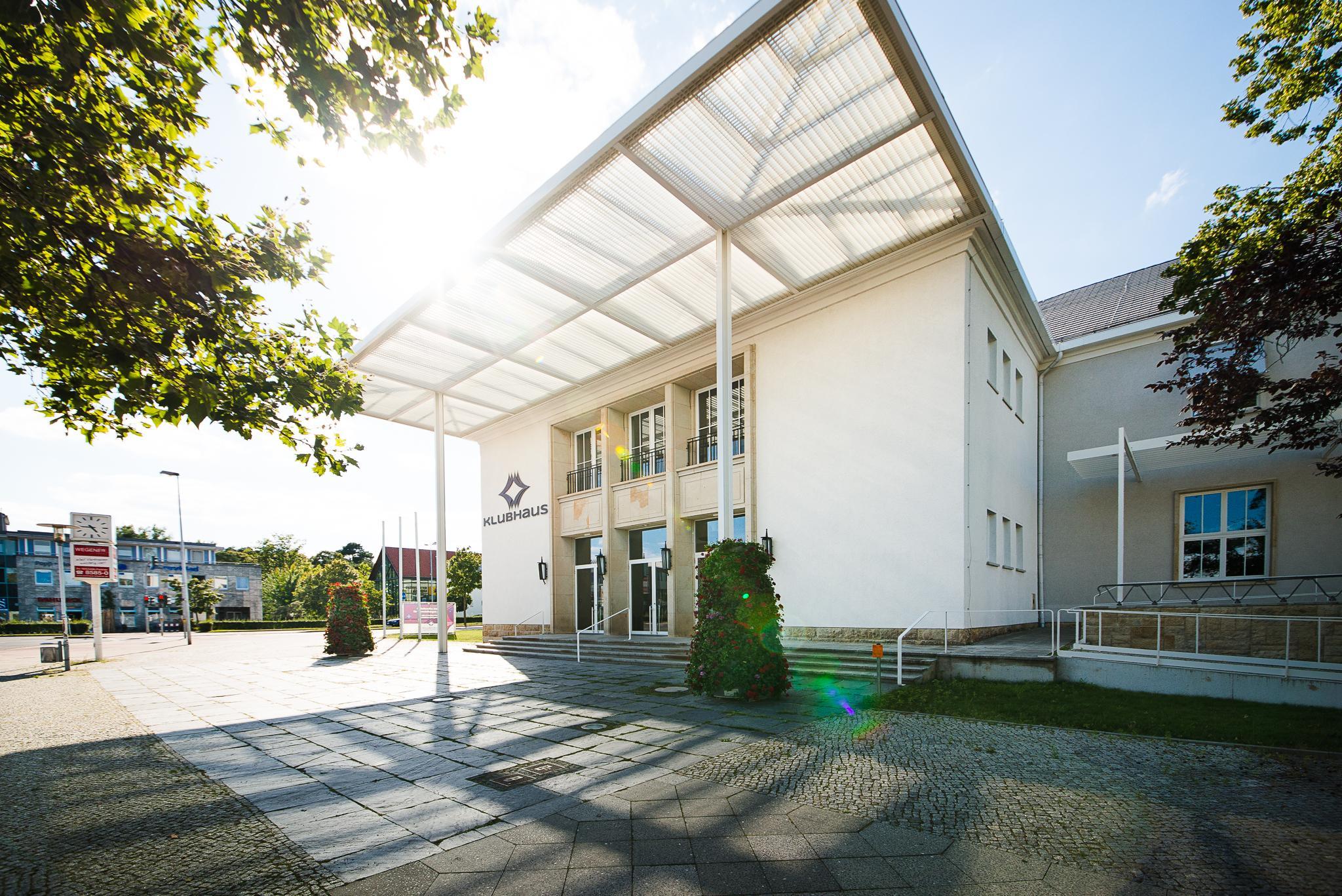 Klubhaus (Kulturzentrum Ludwigsfelde)