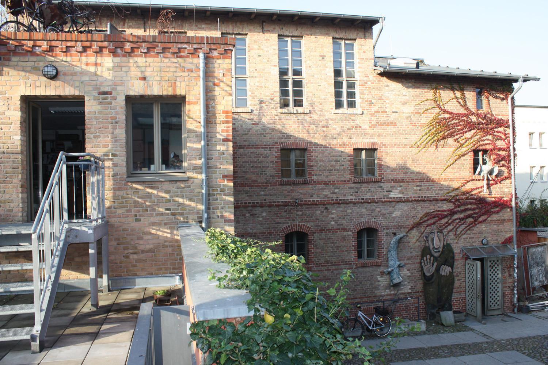 Gebäude des Offenen Kunstvereins Potsdam