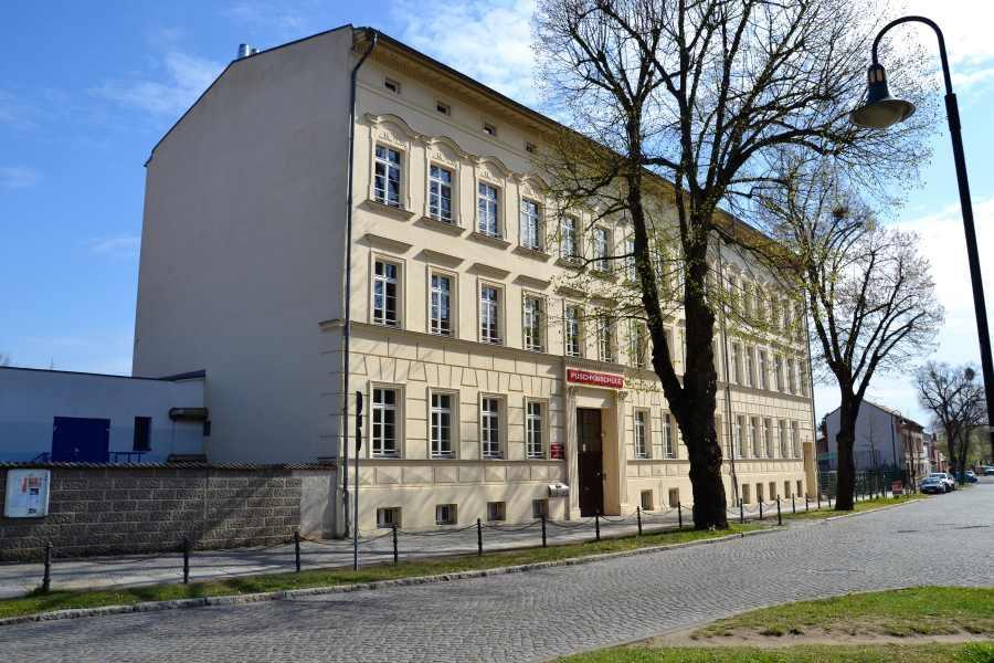 Gebäude der Ückermärkischen Musik- und Kunstschule (Friedrich Wilhelm von Redern)