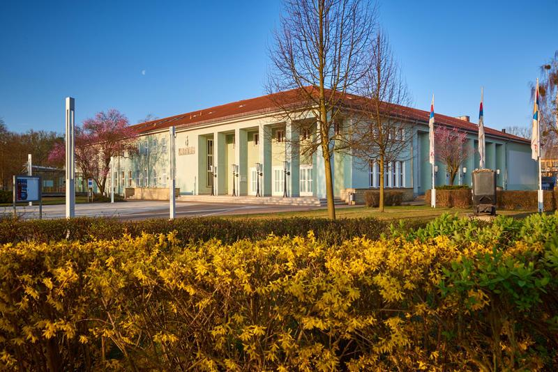 Gebäude der  Musikschule Hennigsdorf