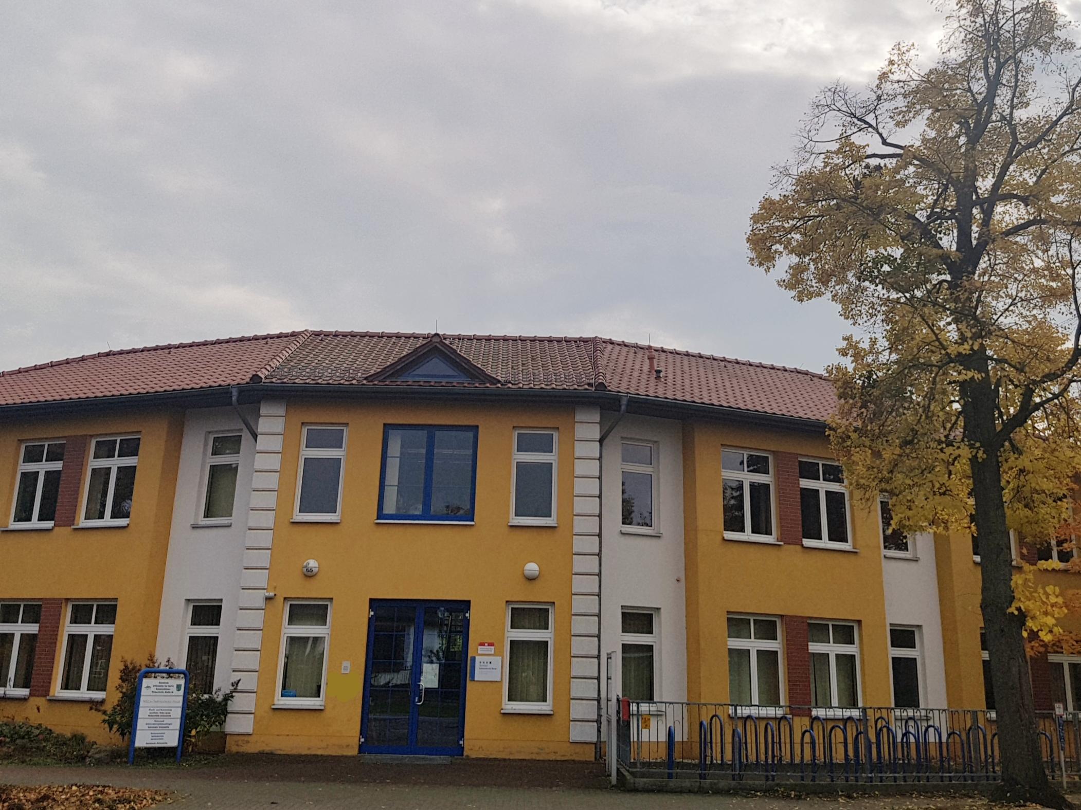 """Gebäude der Musikschule Oder-Spree """"Jutta Schlegel"""" in Schöneiche"""
