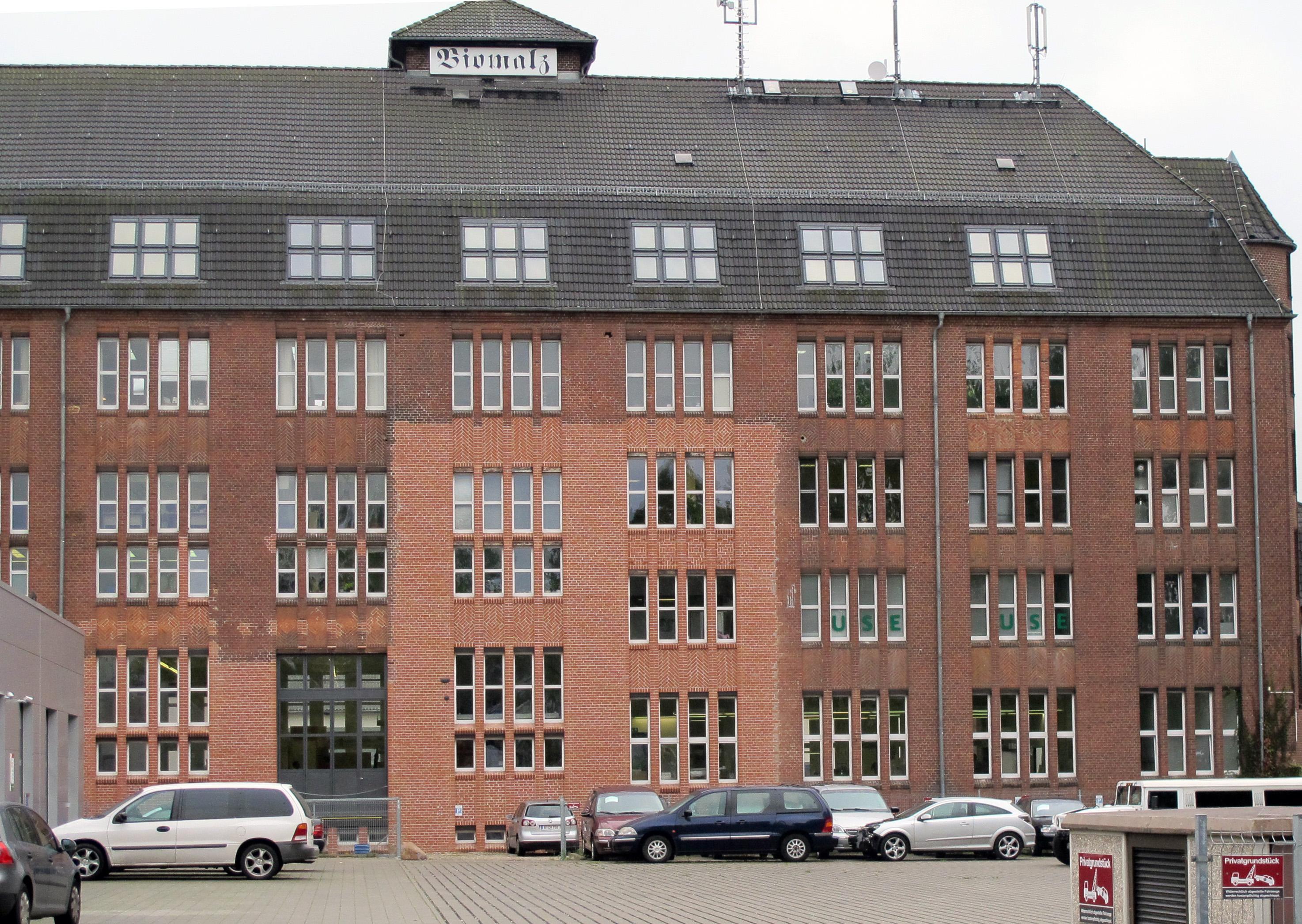 Unterrichtsgebäude der Kreismusikschule Potsdam-Mittelmark in Teltow