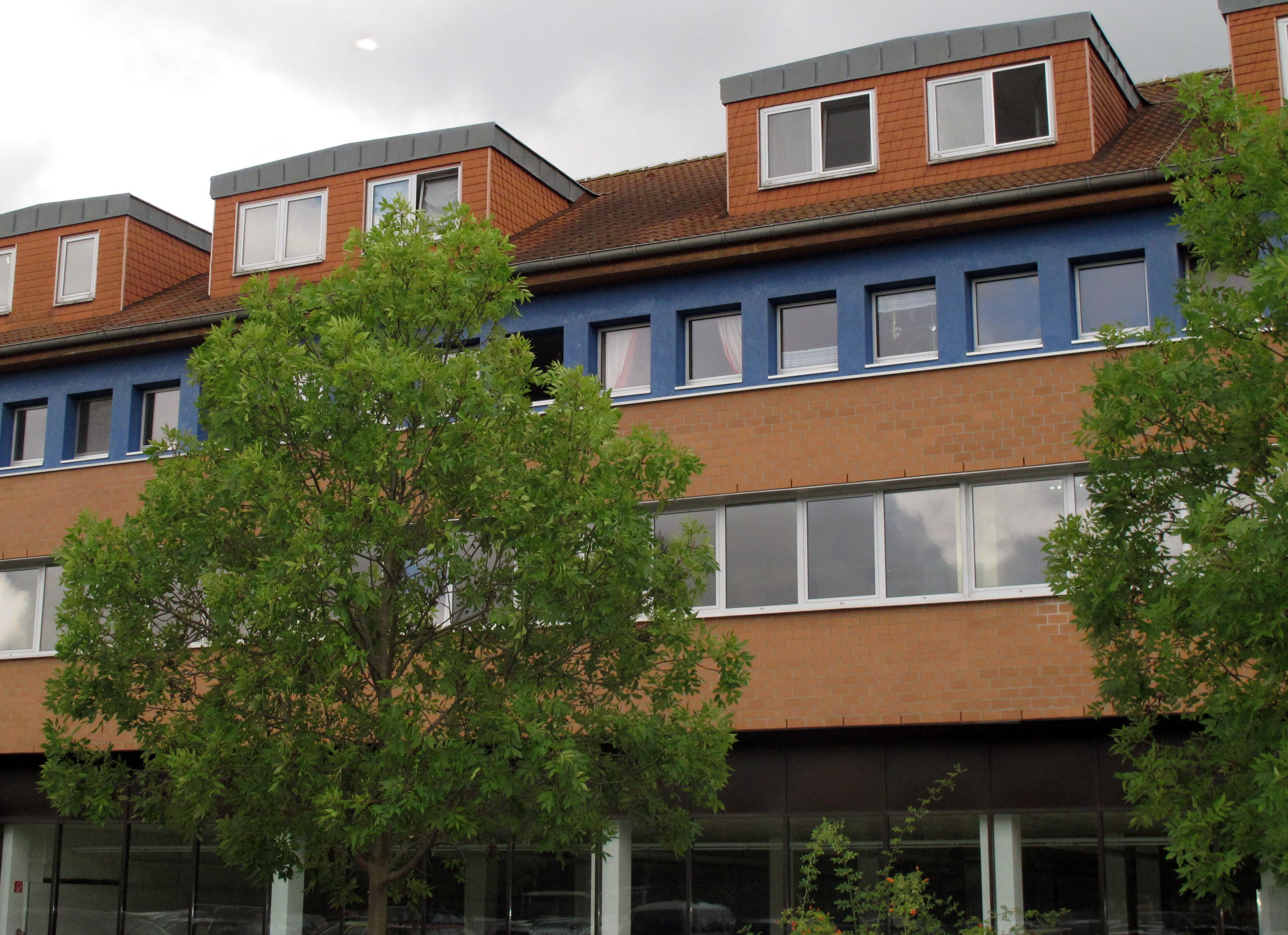 Unterrichtsgebäude der Kreismusikschule Potsdam-Mittelmark in Werder