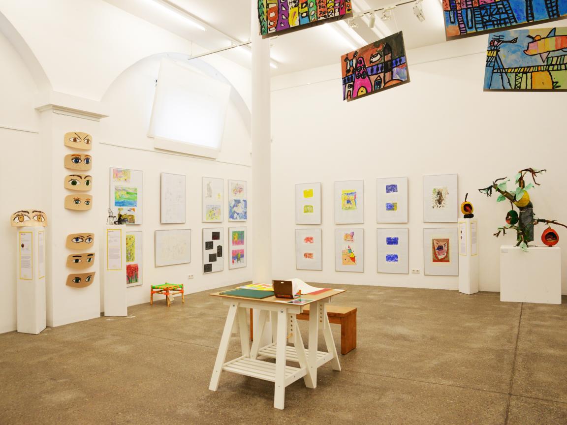 Ausstellung Klasse:Kunst