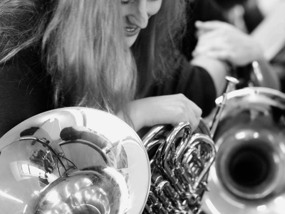 Landesjugendblasorchester Horn