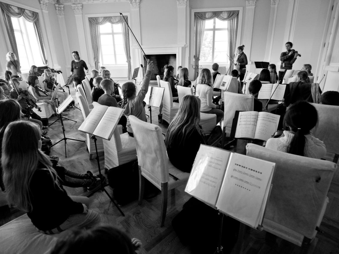 """""""Klasse:Musik"""" Grundschulung Streicherklassen"""