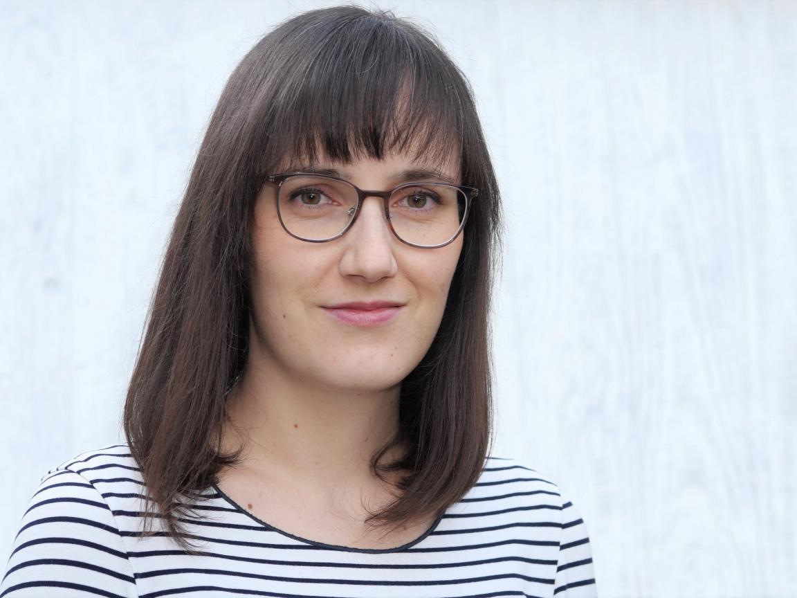 Mitarbeiterin Sarah Mohren