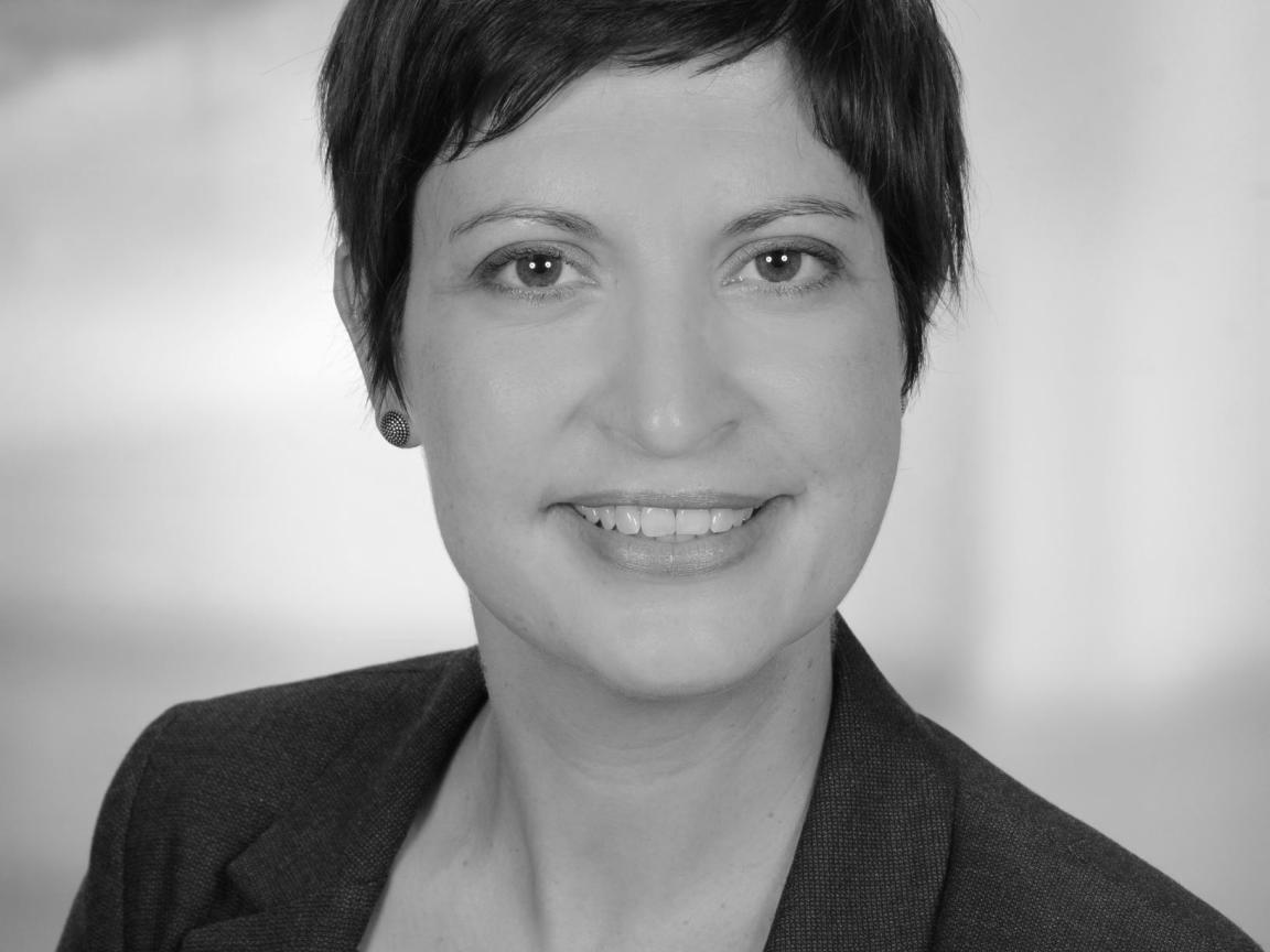 Büroleiterin Andrea Löhr